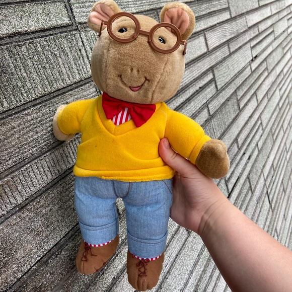 Vintage Other - Vintage 1996 Arthur Plushie Stuffed Animal